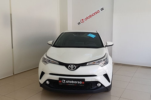 TOYOTA C-HR 1.2 TURBO 2016 MODEL DIAMOND MULTIDRIVE S