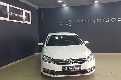 VW PASSAT 2.0 TDI BMT COMFORTLINE 2011 MODEL DSG 140PS