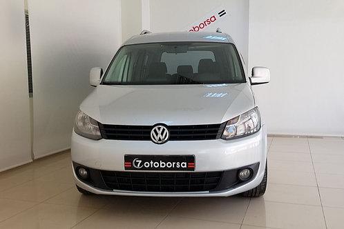 VW CADDY DSG TRENDLINE 2012 MODEL