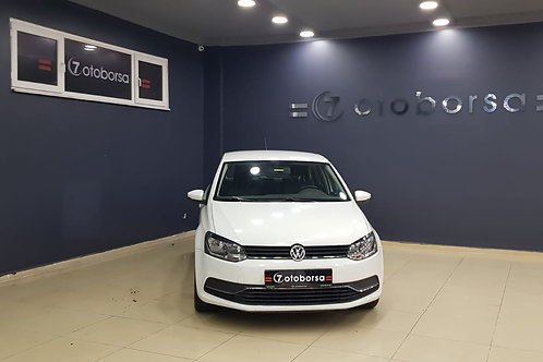 VW POLO 1.4 TDI COMFORTLINE 90 BG 2014 MODEL