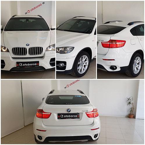 BMW X6 X DRIVE 3.5 D