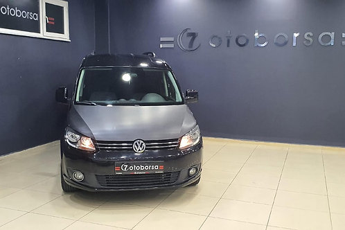 VW CADDY COMBI 1.6 TDI COMFORTLINE 102BG 2012 MODEL
