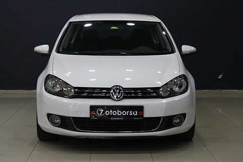 VW GOLF 1.4 TSI COMFORTLINE 2014 MODEL 95.000 KM'DE HATASIZ F1 VİTES 7 İLERİ DSG