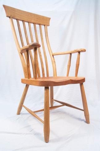 High Back Windsor Chair