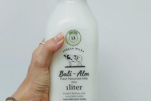 Fresh Milk 1Lt by BALI ALM