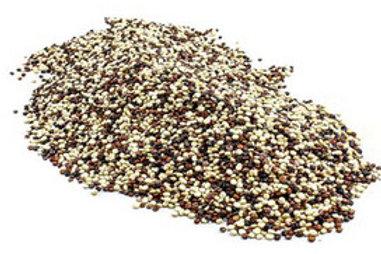 Tri Colour Quinoa, per 100g
