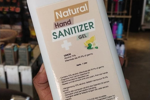 Natural Hand Sanitizer 1Lt by Utama Spice