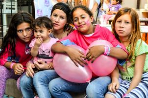 Acciones en dos barrios del conurbano bonaerense