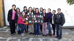 Voluntarios de Paraguay se capacitaron para llevar adelante Defensores de Mamás