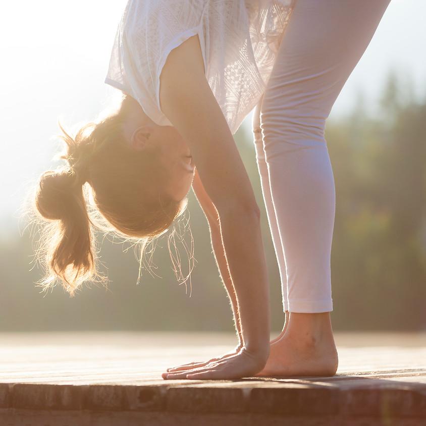 Sanftes Hatha-Yoga mit Belinda