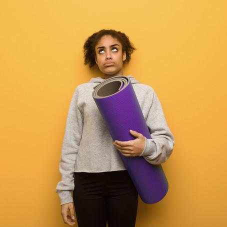 Warum Yoga und Meditation langweilig sein darf :-)