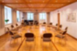 Seminarräume Kloster Viktorsberg | Achtsamkeitlehrer Ausbildung | Mindfulness Akademie
