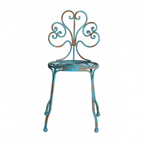 Silla Festival Chair Rusty Blue