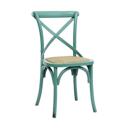 Silla Dinner Chair X Turquesa