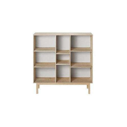 Open Cabinet Paulownia