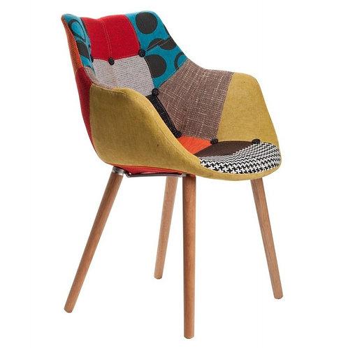 Silla Eleven Pachtwork Chair