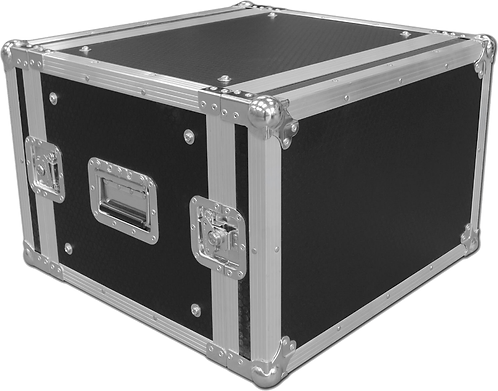AM-FC-6U - Rack Flight Case