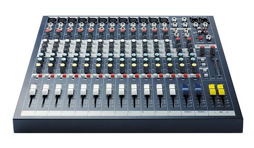 SOUNDCRAFT | CONSOLA EPM12