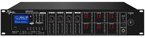 AM-MA-6240 - Amplificador Mezclador Zonal
