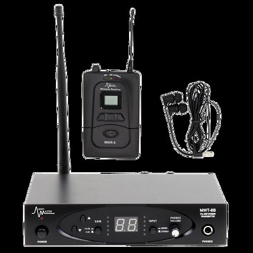 AM-MWR-6/MWT-6 - Sistema Monitor