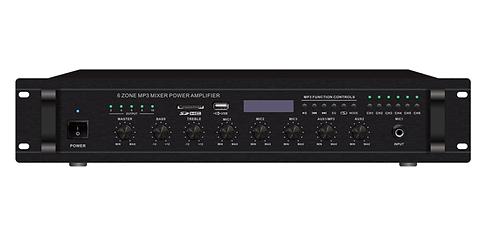 AM-MA-60MZ - Amplificador Mezclador Zonal