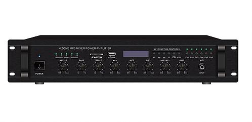 AM-MA-500 - Mezclador Amplificador