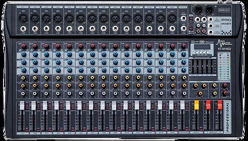 AM-KT-M1602 - Consola Mezcladora