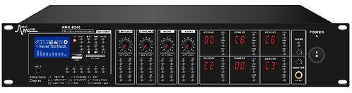 AM-MA-6120 - Amplificador Mezclador Zonal