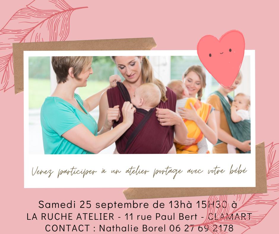 Venez participer à un atelier portage avec votre bébé.png
