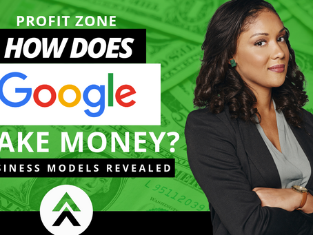 How does Google Make Money - Revenue Generation Strategies