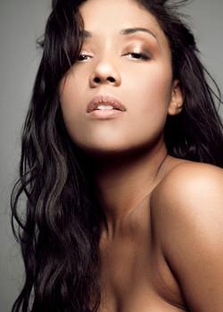 American fashion model - Adella Paso