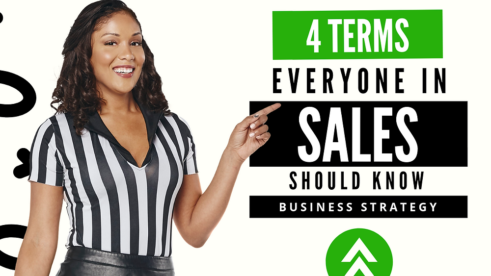 Sales terms business strategy