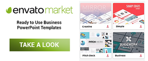 Envato | The #1 Website for Graphic Design Templates