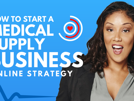 How to Start a Medical Supply Business Online