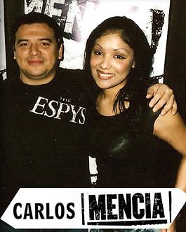 Adella Pasos - Comedy Central - Carlos Mencia