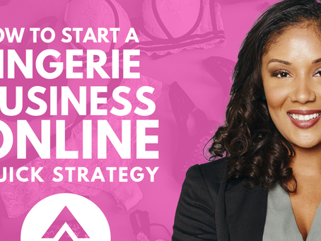How to Start a Lingerie Business Online