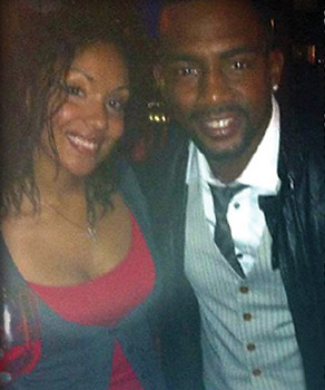 Adella Pasos - Bill Bellamy - HBO Celebrity Events