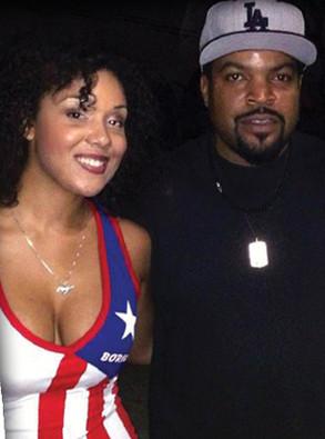 Adella Pasos - Ice Cube - Celebrity Events