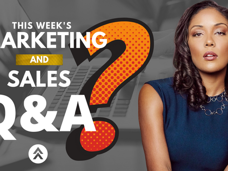 Questions on Branding, Incorporation and Creating a Website - This Week's Business Q&A