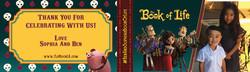 FlipBookLA - Book Of Life Birthday