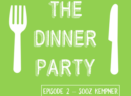 Episode 2 of The Dinner Party is here!