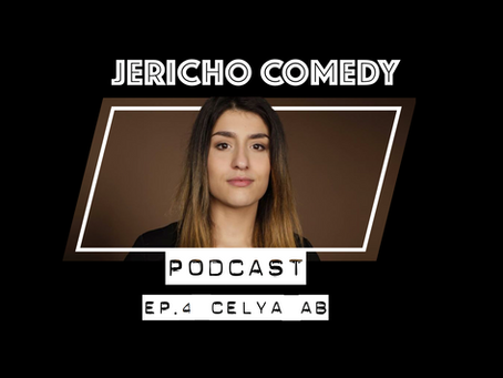 Episode 4 of the Jericho Comedy Podcast is out now!