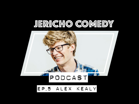 Episode 5 of the Jericho Comedy Podcast is here!