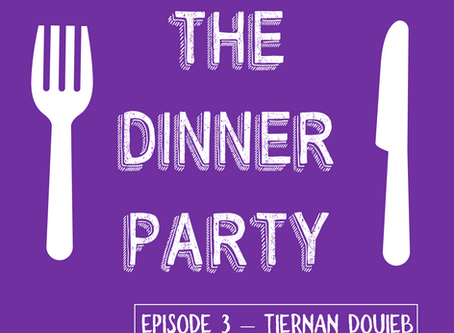 Episode 3 of The Dinner Party is out now!