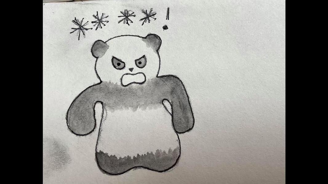 Panda Loses His Sh!t