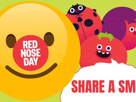 BBC Radio Oxford's Share a Smile campaign for Comic Relief