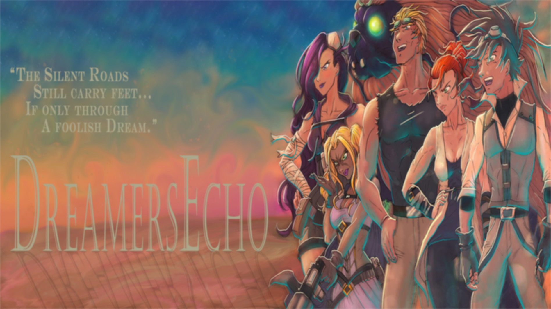 DreamersEcho Volume 2 Banner