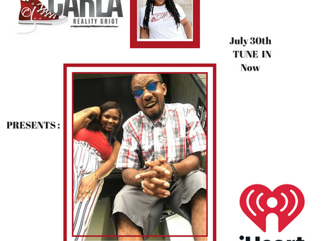 Conversations With Carla podcast is BACK!! Download now.