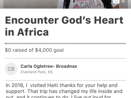 Missionary trip to Africa 2018