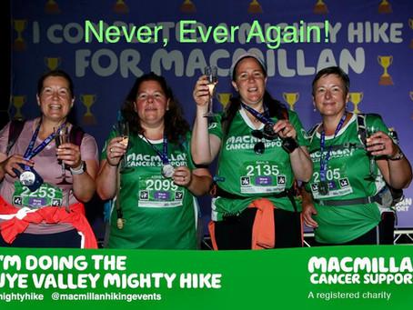 MacMillan Mighty Hike - Wye Valley